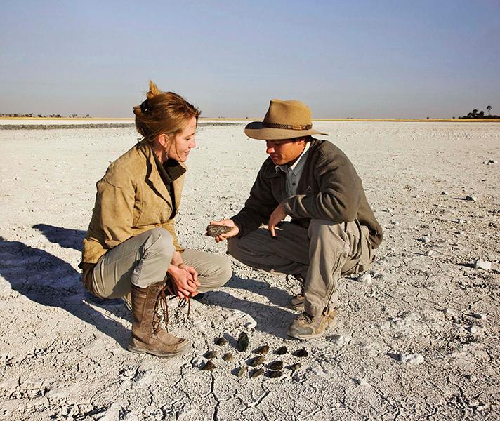 Enquire about specialist safari guides