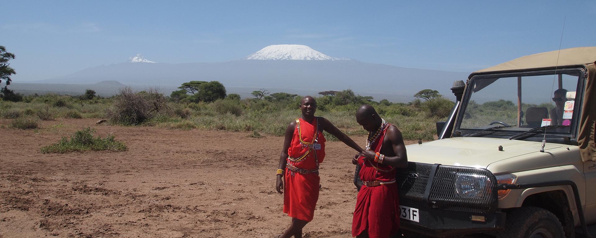 Combine your Kilimanjaro trek with an Amboseli safari