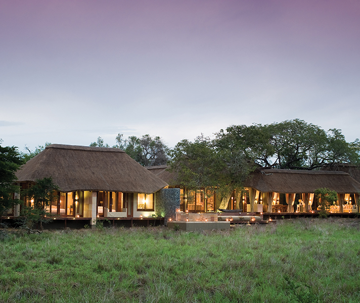 The Homestead is tucked away in the biodiverse Phinda Reserve - it's the perfect space in the bush to relax and unwind.