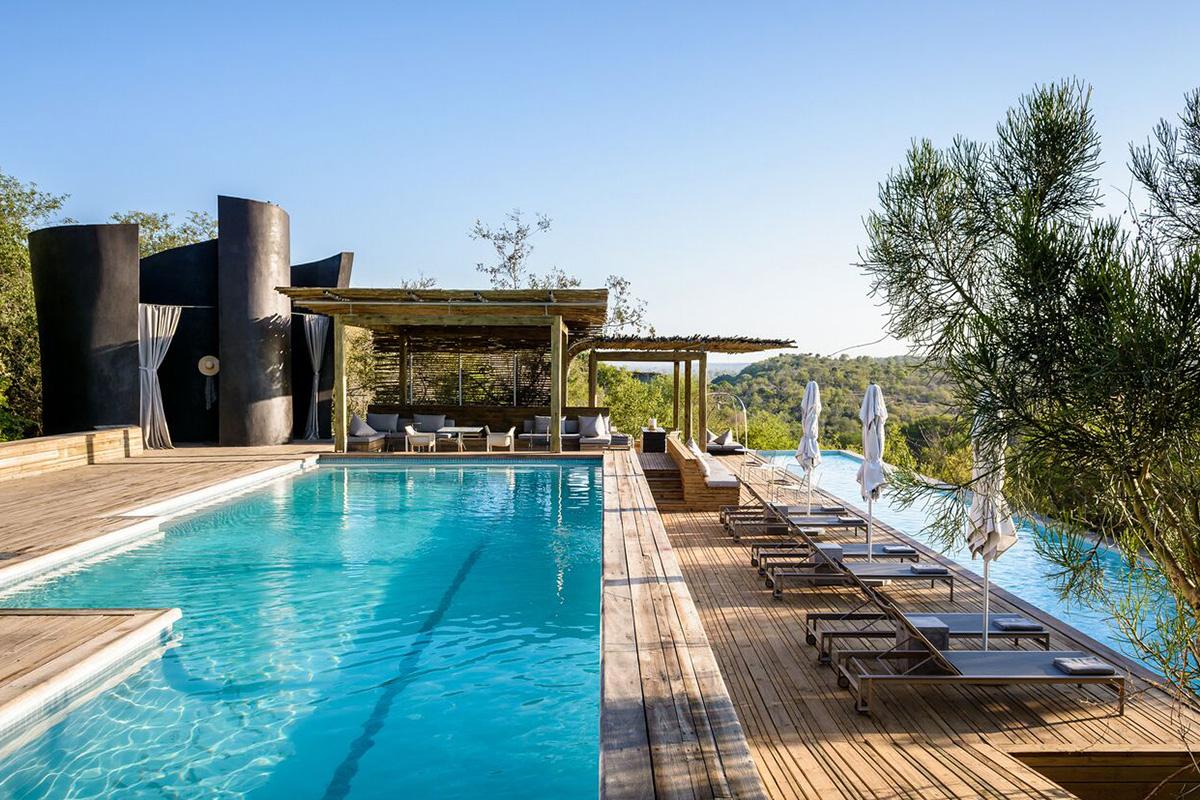Singita Lemombo Lodge Private Pool, South Africa