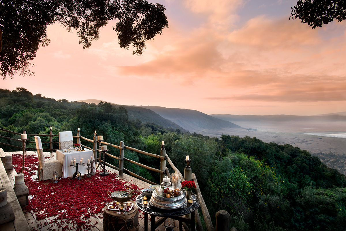 Ngorongoro-Crater-Lodge