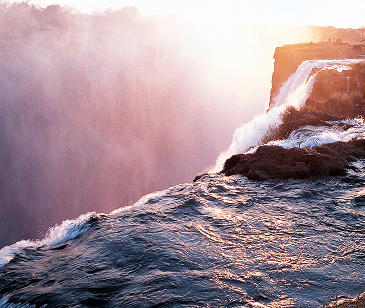 Thundering Victoria Falls - especially the famous Devil's Pool which can be swum in when the water is low - is a highlight on a trip to Zambia.