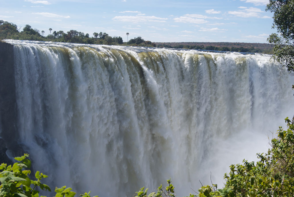 Image result for Victoria Falls, Zambia and Zimbabwe
