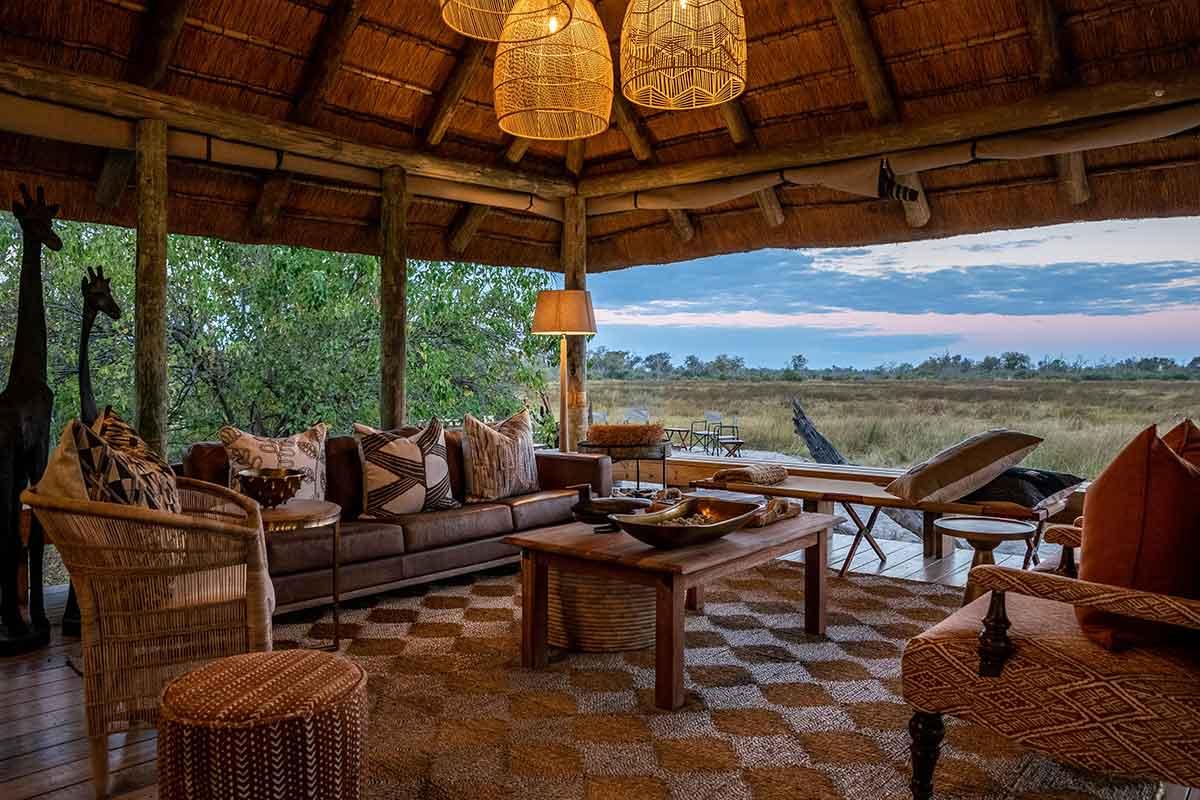 Litte Sable, Okavango Delta