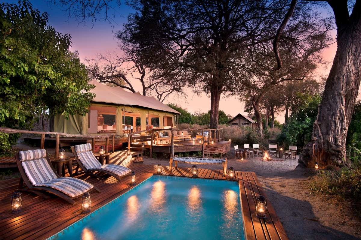 10 Best Botswana Safari Lodges Camps For 2020 Botswana