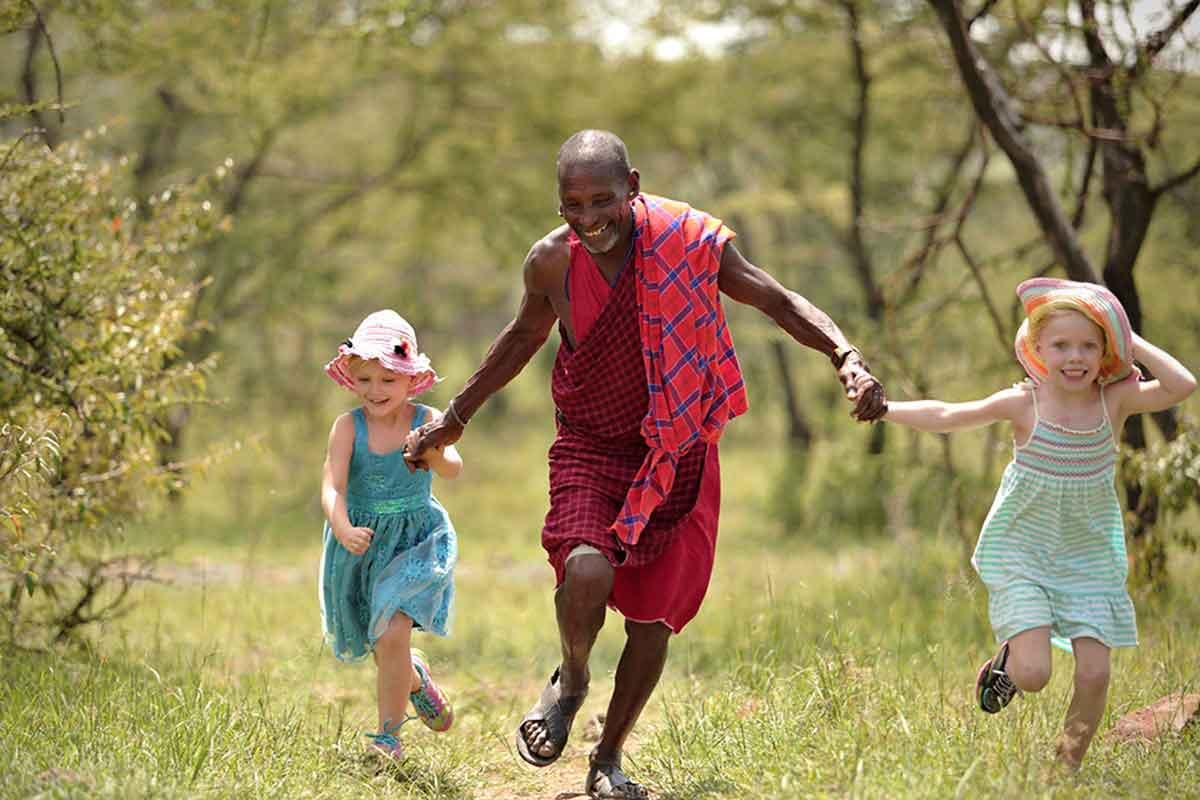 Family friendly tours and safaris in the Masai Mara, Kenya