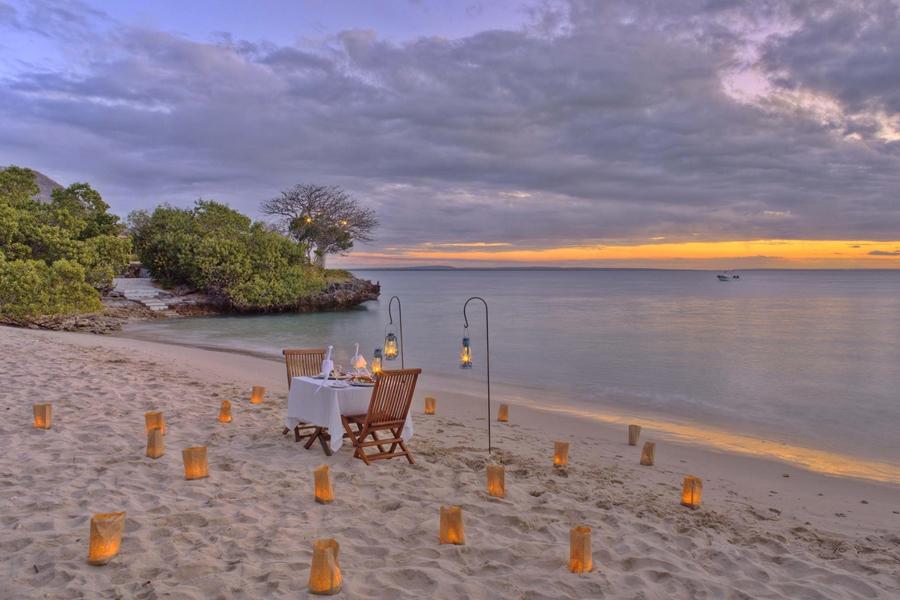 •Azura at Quilalea Private Island, Quirimbas Archipelago, Mozambique