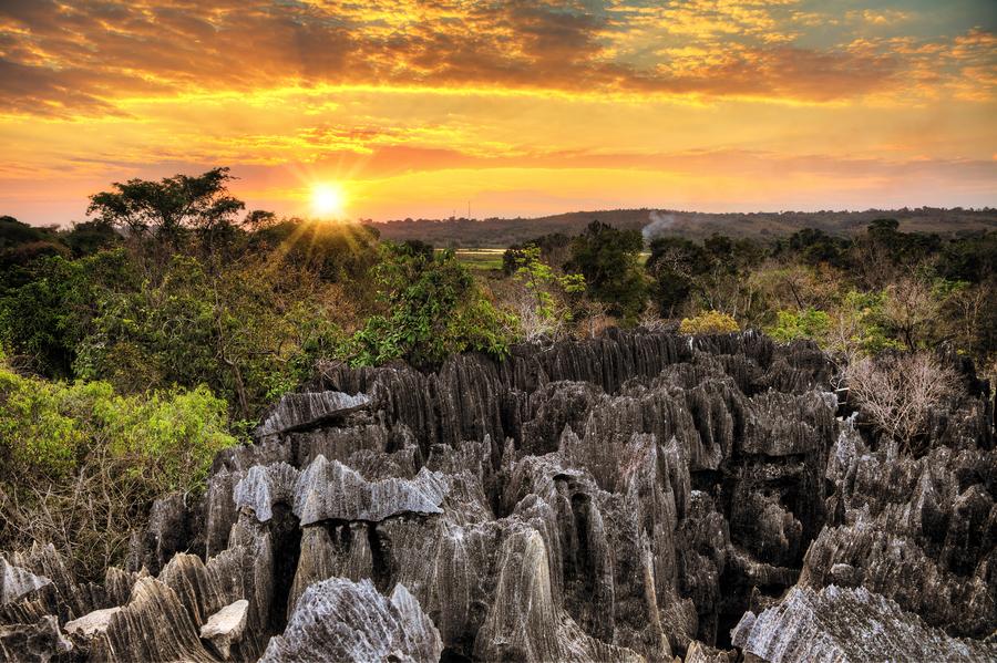The Tsingy de Bemaraha National Park, Madagascar   Go2Africa